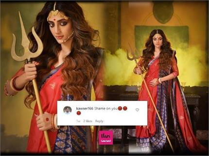 नुसरत जहां को मिली जान से मारने की धमकी, देवी दुर्गा बनकर करवाया था...