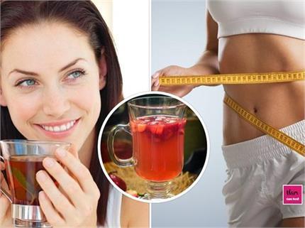 खुद ही बनाएं 'स्ट्रॉबेरी चाय', वजन घटेगा और कैंसर से भी होगा बचाव!