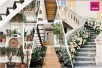 सीढ़ियों को भी सजाए ताकि घर दिखें और भी शानदार