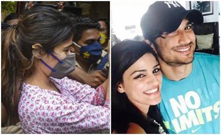रिया की गिरफ्तारी पर सुशांत की बहन का आया रिएक्शन, ट्वीट कर लिखी यह...