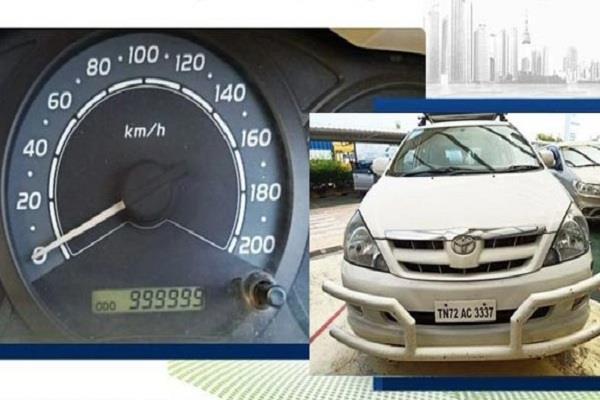 Toyota का इंजन बेमिसाल, 10 लाख किलोमीटर तक चल गई Innova कार