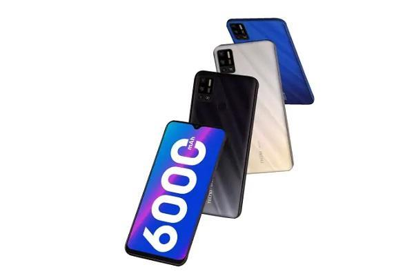 भारत में लॉन्च हुआ Tecno Spark 6 Air का 64GB इंटर्नल स्टोरेज वाला वेरिएंट, जानें कीमत