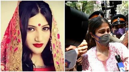 रिया पर भड़कीं माहिका शर्मा, कहा- इसके साथ जो भी हो रहा वह इसके...