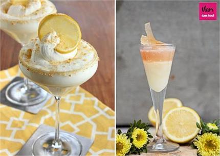 Summer Special: ठंडी-ठंडी लेमन चीजकेक मॉकटेल