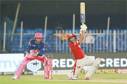 rajasthan vs punjab 9th match