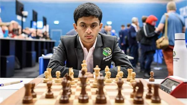 nihal sarin lost to sam shankland