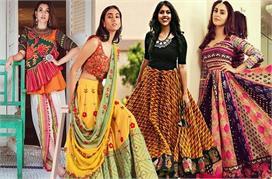 Festive Vibes: ड्रैसेज से लेकर फुटवियर्स तक, नवरात्रि पर...
