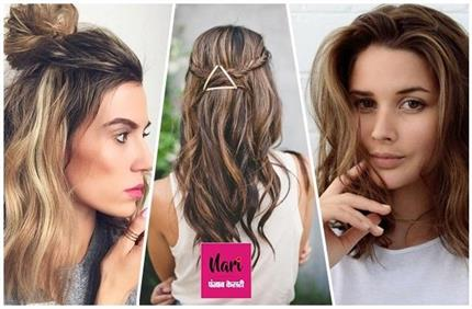क्या आपके बाल भी है Shoulder-Length तो ट्राई करें ये Easy Hairstyles