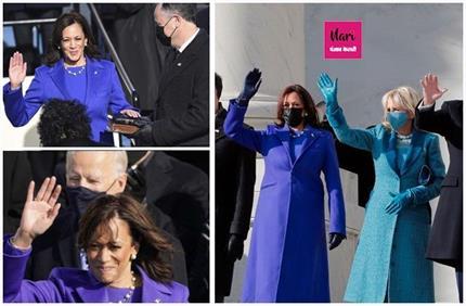 शपथ ग्रहण समारोह में कमला हैरिस ने पहनी खास ड्रेस, हर वर्किंग वुमन...