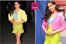 Fashion Trend! चर्चा में सारा की Crop Jacket, डिफरेंट अंदाज...