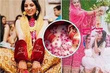 भारतीय दुल्हनें क्यों पहनती हैं चूड़ा और कलीरें?
