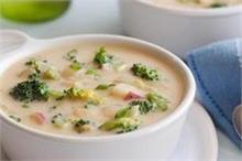 स्वाद के साथ सेहत भीः रेस्ट्रोरेंट जैसा Potato-Broccoli Soup