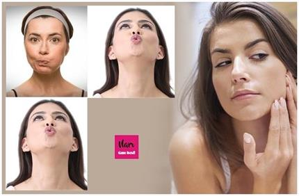 चेहरे को सही शेप देकर ग्लोइंग बढ़ाएंगे ये Facial Yoga, बस जान लें...