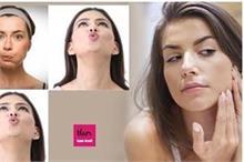 चेहरे को सही शेप देकर ग्लोइंग बढ़ाएंगे ये Facial Yoga, बस...
