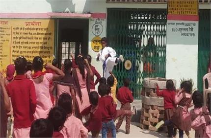 आत्मरक्षा की ओर एक कदम! जान्हवी बना रही बेटियों को फौलाद, सीखा रही...