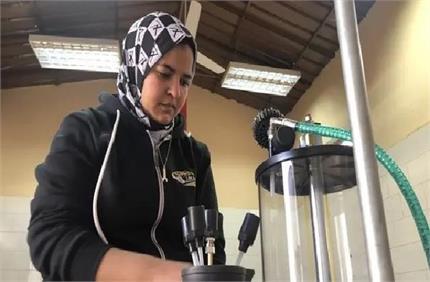 Inspiring! महिलाओं को प्रेरित कर रही लेखा अल खोली, बनीं मिस्र की पहली...