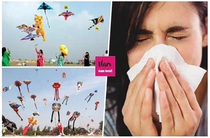 आखिर मकर संक्रांति को क्यों उड़ाते हैं पतंग, आपकी सेहत से जुड़ा है...