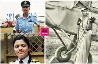फैक्ट: भारत में महिला पायलटों की संख्या...