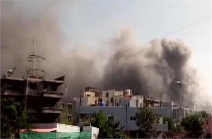 Breaking: पुणे में सीरम इंस्टीट्यूट ऑफ इंडिया के प्लांट में लगी आग