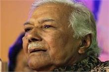 नहीं रहे पद्म विभूषण संगीतकार गुलाम मुस्तफा खान, शोक में...