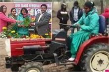 देश की सबसे युवा प्रोफेशनल Tractor Driver, लड़कियों को नई...
