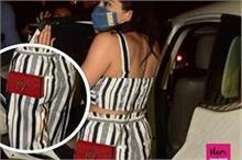ट्रेंड में है सारा का Mini Bag, यहां देखें लेटेस्ट डिजाइन