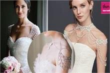Christian Brides के लिए आइडियाज, सिंपल गाउन को चार चांद...
