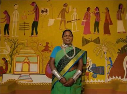 कौन है एक दिहाड़ी मजदूर से इंटरनेशनल Painter बनने वाली भूरी बाई?