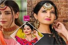 Lohri Fashion: फुल पंजाबन लुक देंगे मांग टीका के ये...