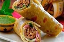 बच्चों के टिफिंन के लिए बनाएं वेज कबाब परांठा