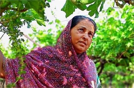 4 बच्चों के साथ 30 लाख रुपए का कर्ज छोड़ गए थे पति, अब अंगूर की खेती...