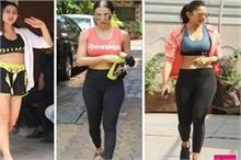 Gym Fashion: जिमवियर का बढ़ा क्रेज, स्पोर्टी स्टाइल में...