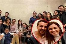 Pre-Wedding: दीया मिर्जा ने दोस्तों संग की पार्टी, 15 फरवरी...