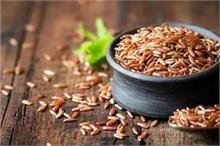 'लाल चावल' की खेती कर रहे किसान, डायबिटीज-अस्थमा जैसी 10...