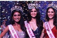 तेलंगाना की लड़की के सिर सजा Miss India 2020 का ताज, जानिए...