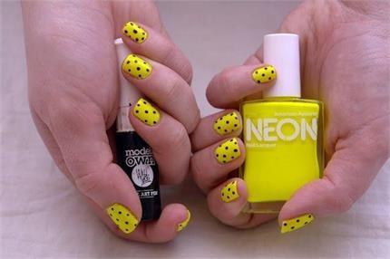 Hot Trend: यैलो आउटफिट्स के साथ ट्राई करें ट्रैंडी Nail Art