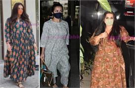Printed Kurti Fashion! मलाइका, विद्या या दीया किसके लुक ने...