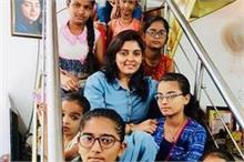 बेटी पढ़ाओं अभियानः बच्चियों का भविष्य संवार रही निशिता, अब...