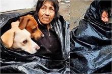 दोस्तों की अनोखी मिसालः नहीं छोड़ा कुत्ते का साथ, कचरे के...