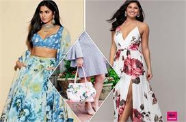 Floral Print का चला फैशन, ड्रेस से लेकर हैंडबैग्स तक करें...