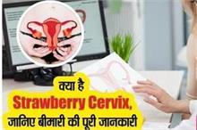 महिलाओं को क्यों हो रही Strawberry Cervix की समस्या, इलाज...