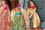 Wedding Outfit! एवरग्रीन फैशन है बनारसी लहंगा, देखिए लेटेस्ट डिजाइन्स