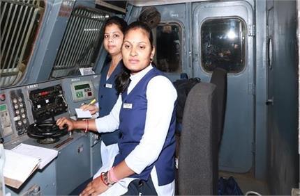 ट्रेन की कमान महिलाओं के हाथ, रेलवे ने अनोखे तरीके से दिया नारी...