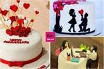 Wedding Anniversary Cake! पार्टनर को गिफ्ट करें ये खूबसूरत केक