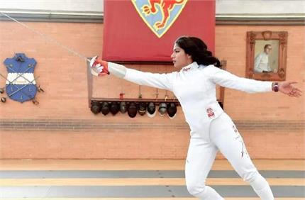 गौरव का पल: ओलंपिक क्वालिफाई करने वाली पहली भारतीय बनीं भवानी देवी
