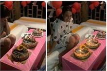 बर्थडे केक काटते ही फूट-फूटकर रोने लगे स्वरा भास्कर, वायरल...