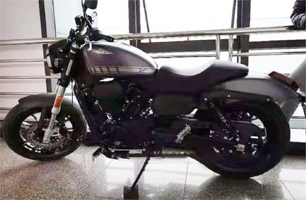 सामने आई हार्ले डेविडसन की 300cc वाली बाइक, एशियन मार्केट में होगी लॉन्च