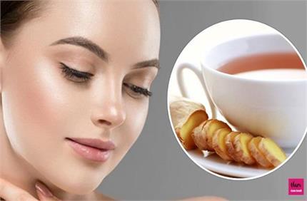अदरक की चाय से पाएं बेदाग स्किन, जानिए बनाने और पीने का सही तरीका