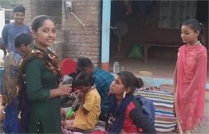 गांव की सूरत बदल रही पिंकी, कभी स्कूल जाने पर इसी समाज ने किया था...