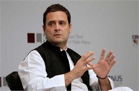 कोरोना की चपेट में आए कांग्रेस नेता राहुल गांधी, ट्वीट कर...